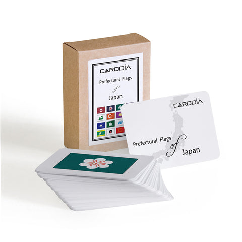 Japanese flag flash cards | CardDia