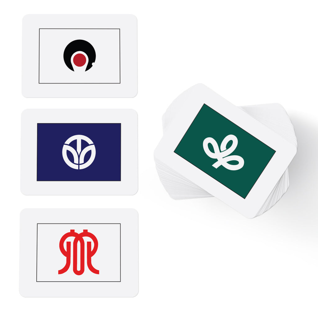 prefectural flags of japan geography flashcards