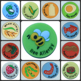 Allerbling Allergy Charms - allergypunk - 1