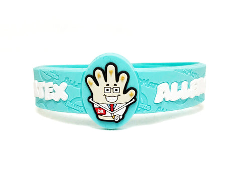 Latex Allergy Bracelet
