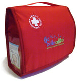 My Asthma Bag™ - RED - allergypunk - asthma bag 1