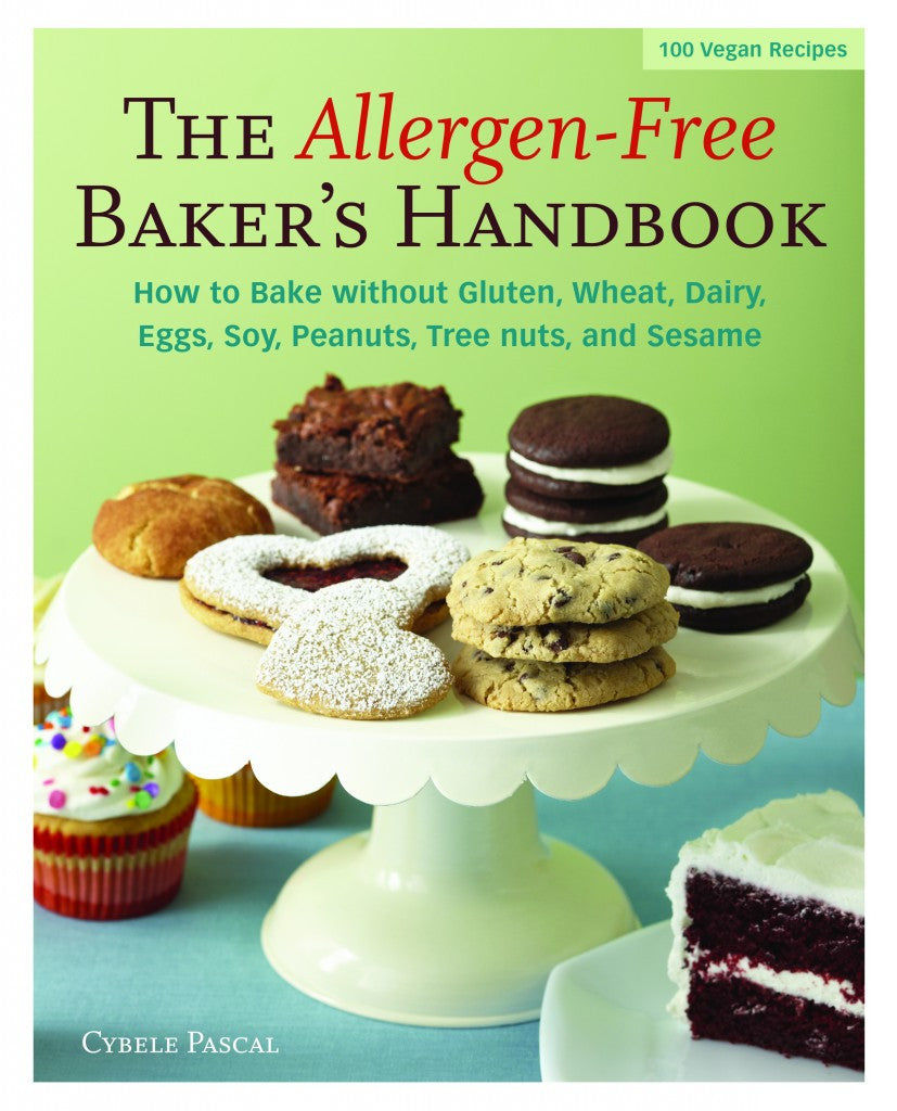 The Allergen-Free Baker's Handbook-allergy-punk-recipe-book