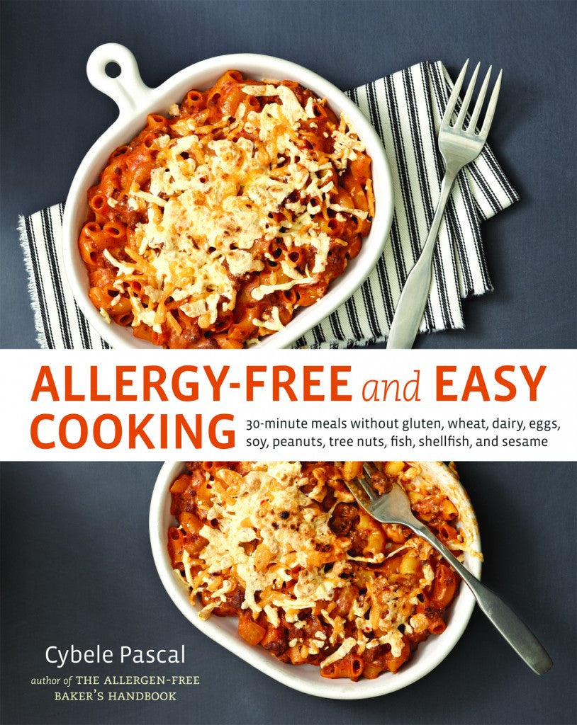 Allergy-Free and Easy Cooking - Cybele - allergy - punk