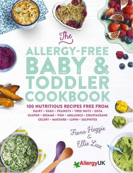 The Allergy-Free Baby & Toddler Cookbook