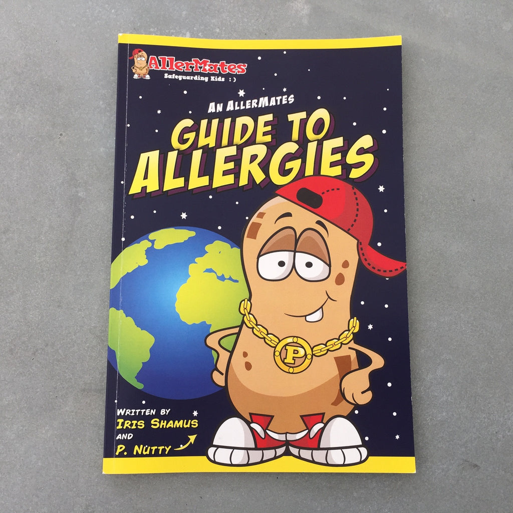 An AllerMates Guide to Allergies Book - allergy punk - 1