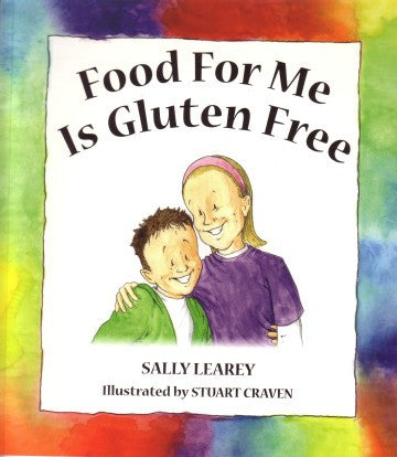 Food for Me is Gluten Free, Sally Learey - allergypunk