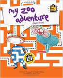 My Zoo Adventure - Dairy free story book - allergypunk - 1