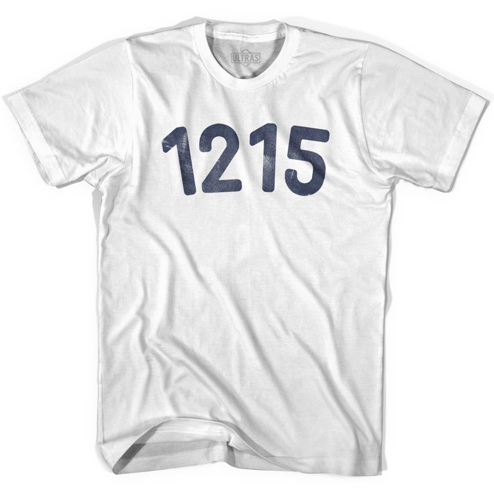 1215 Year Celebration Youth Cotton T-shirt by Ultras