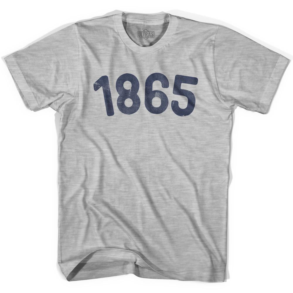 1865 Year Celebration Youth Cotton T-shirt by Ultras