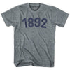 1892 Year Celebration Youth Tri-Blend T-shirt by Ultras