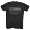 American Black Flag T-shirt in Tri-Black by Ultras