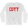 Ultras COYY Soccer Long Sleeve T-shirt by Ultras