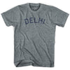 Delhi Vintage City Youth Tri-Blend T-shirt by Ultras