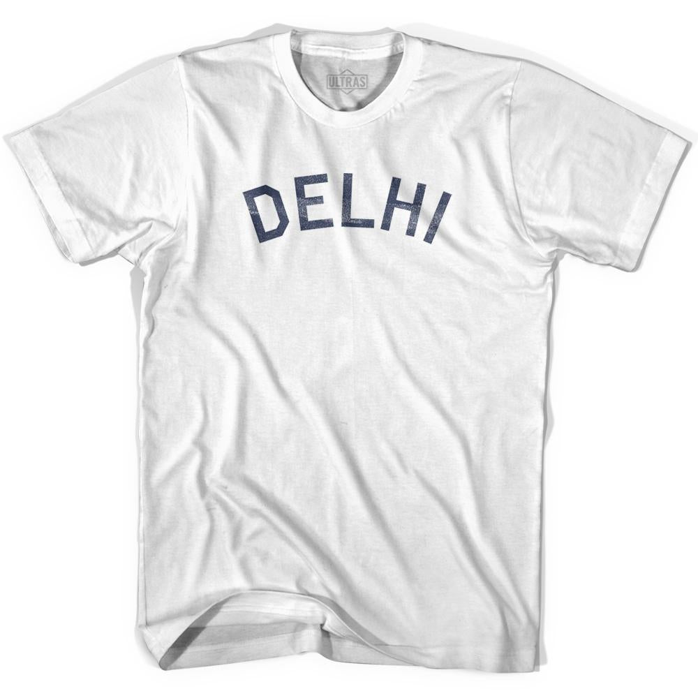 Delhi Vintage City Youth Cotton T-shirt by Ultras