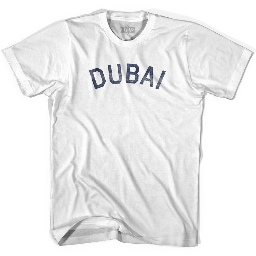 Dubai Vintage City Youth Cotton T-shirt by Ultras