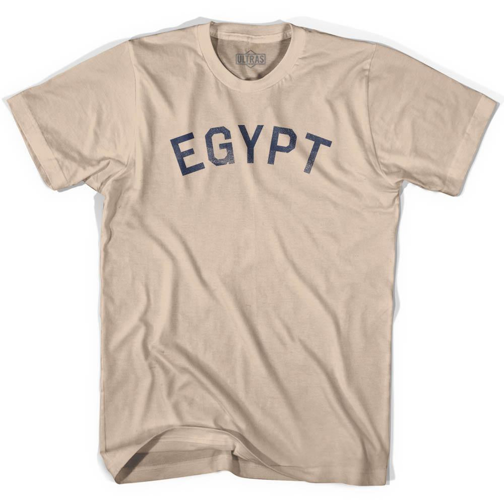 Egypt Vintage City Adult Cotton T-shirt by Ultras