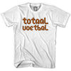 Holland Totaal Voetbal Triangles T-shirt in White by Neutral FC