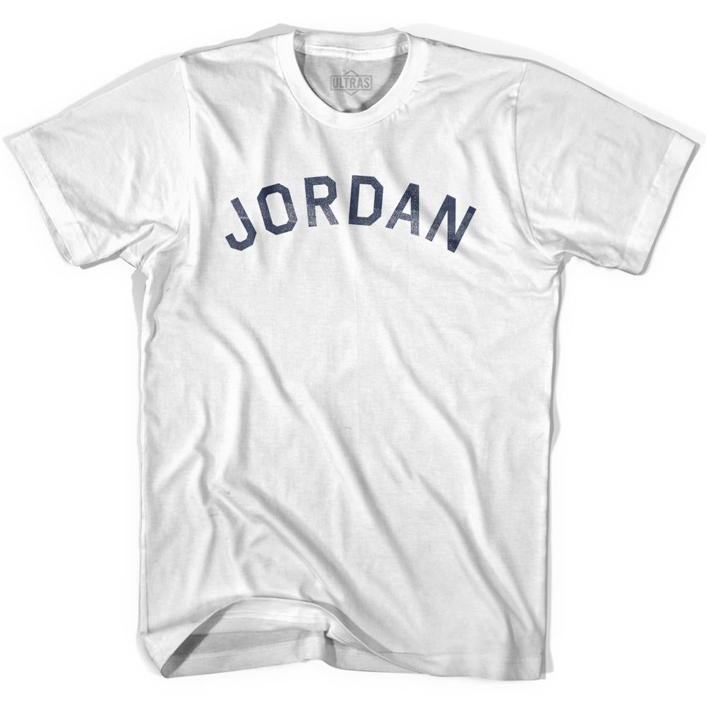 Jordan Vintage City Youth Cotton T-shirt by Ultras