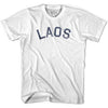 Laos Vintage City Youth Cotton T-shirt by Ultras