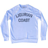 Ligurian Coast Adult Tri-Blend Sweatshirt by Ultras