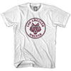 Los Angeles Wolves Vintage Soccer T-shirt in Cool Grey by Neutral FC
