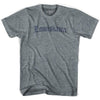 Youth Louisiana Old Town Font T-shirt by Ultras