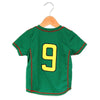 Cameroon Soccer Toddler Jersey in Kelly by Ultras