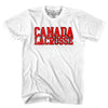 Canada Lacrosse Nation T-shirt in Cool Grey by Tribe Lacrosse