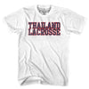 Thailand Lacrosse Nation T-shirt in Cool Grey by Tribe Lacrosse