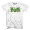 Ireland Lacrosse Nation T-shirt in Cool Grey by Tribe Lacrosse