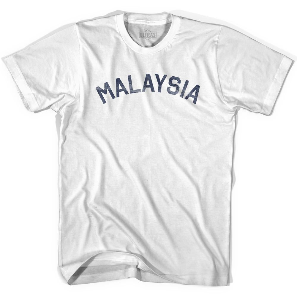 Malaysia Vintage City Youth Cotton T-shirt by Ultras