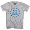 Man of the Match T-shirt in White by Neutral FC