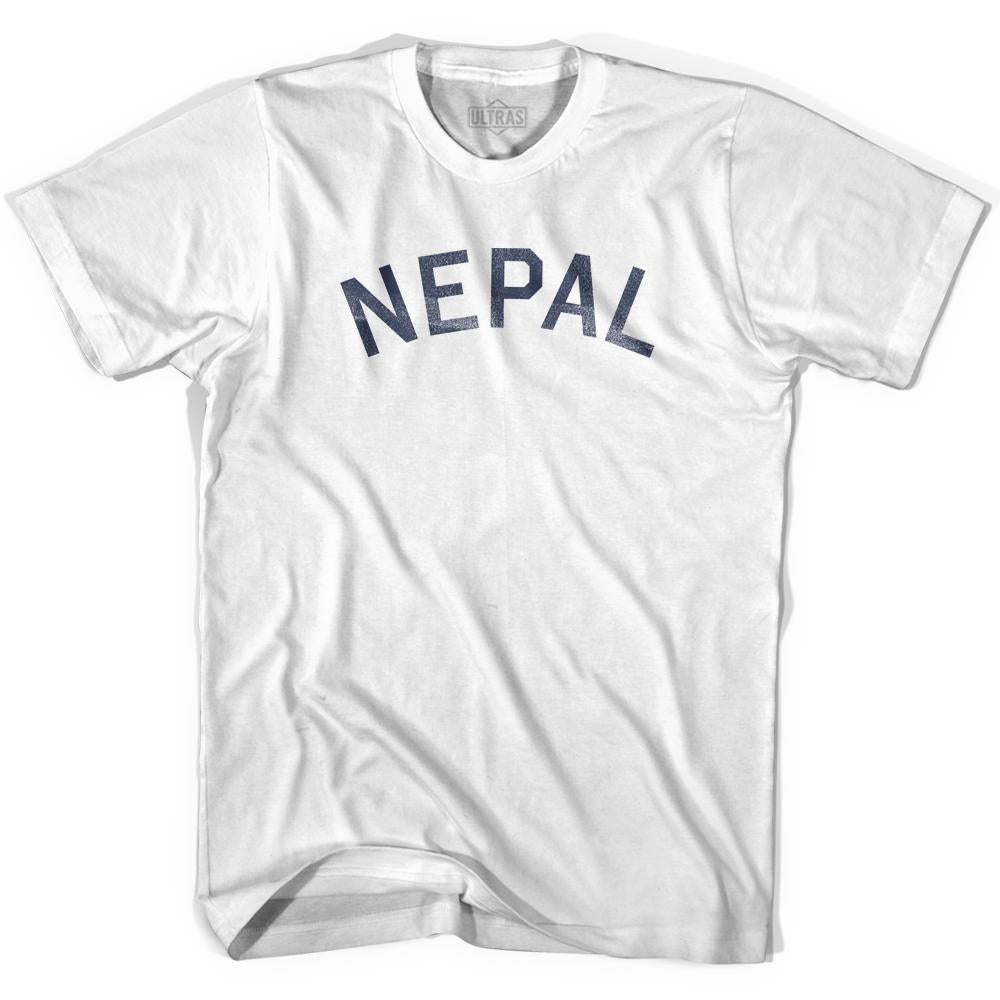 Nepal Vintage City Youth Cotton T-shirt by Ultras