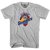 Oakland Stompers Vintage Soccer T-shirt in Cool Grey by Neutral FC
