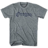 Youth Oregon Old Town Font T-shirt by Ultras