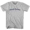 South Dakota Old Town Font T-shirt