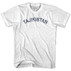 Tajikistan Vintage City Adult Cotton T-shirt by Ultras