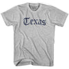 Womens Texas Old Town Font T-shirt