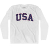 Ultras USA Bold Long Sleeve T-shirt by Ultras