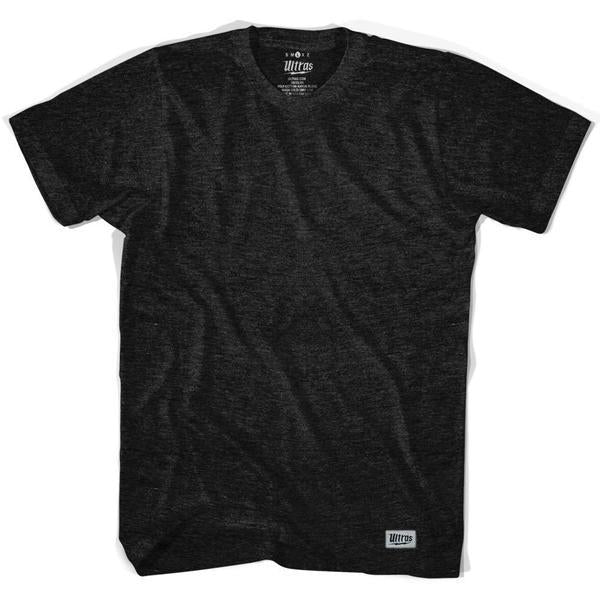 Ultras Blank Vintage T-shirt in Black by Ultras