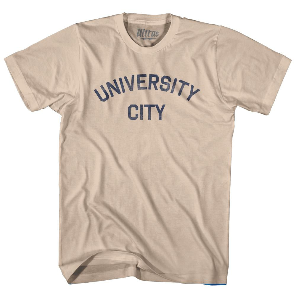 University City Adult Cotton T-Shirt by Ultras