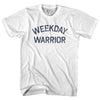 Weekday Warrior Adult Cotton T-Shirt by Ultras