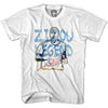 Zidane Celebration T-shirt in Cool Grey by Neutral FC