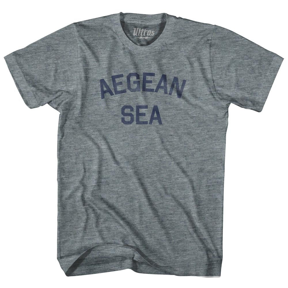Aegean Sea Youth Tri-Blend T-Shirt