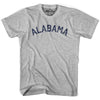 Alabama Union Vintage T-shirt in Grey Heather by Mile End Sportswear
