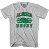 Algeria 90's Rugby Ball T-shirt in White by Ruckus Rugby