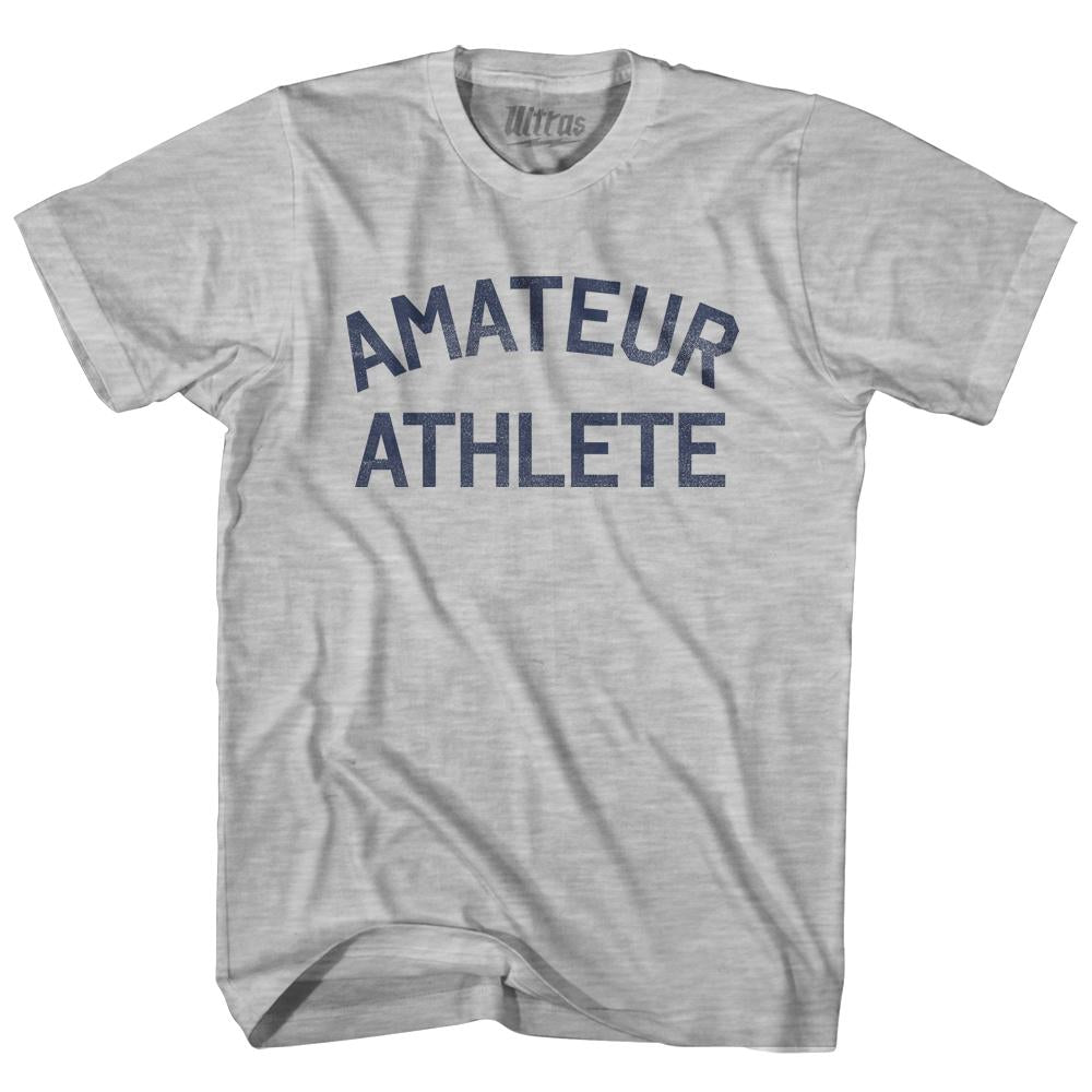 Amateur Athlete Adult Cotton T-Shirt