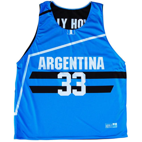 4ec1ae38951 Available Sizes: Adult , Youth · Select options · Billy Hoyle Argentina Basketball  Reversible