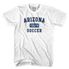 Arizona Youth Soccer T-shirt in White by Neutral FC