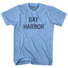 Bay Harbor Adult Tri-Blend T-Shirt by Ultras